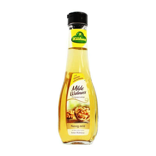 Kuhne Ð Mild Walnut Vinegar, 8.45 oz (250 ml)