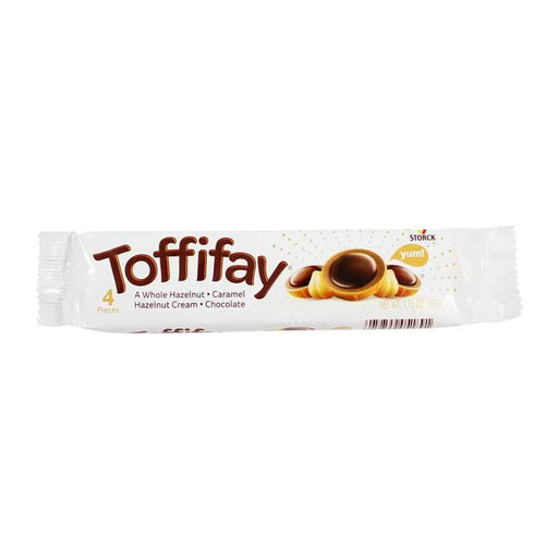 Toffifay Chocolate with Hazelnut Caramel Cream, 1.2 oz (33 g)