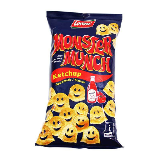 Lorenz Ketchup Monster Munch, 2.65 oz. (75 g)