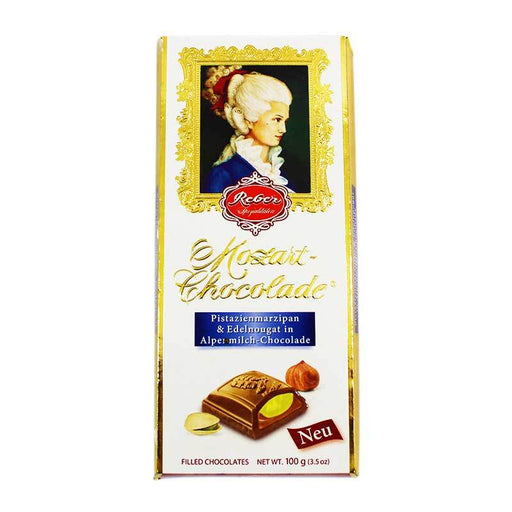 Mozart Kugel Chocolate Bar, 3.5 oz (100 g)