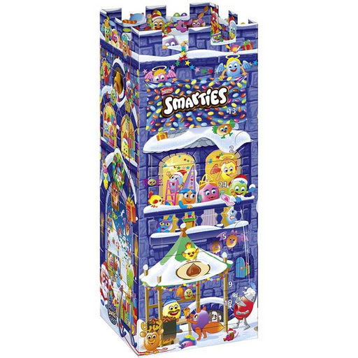 Nestle Smarties Advent Calendar Tower, 8 oz (227 g)