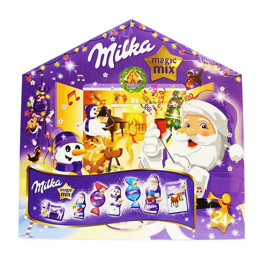 Milka Magic Mix Advent Calendar, 7.19 oz (204 g)