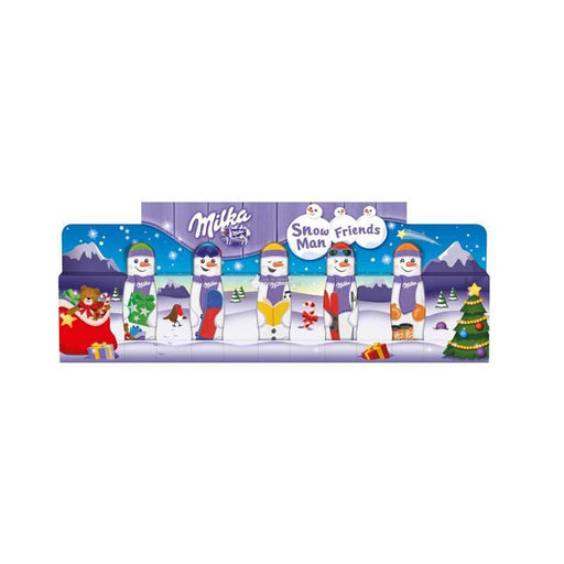 Milka Snowman Friends, 2.64 oz (75 g)