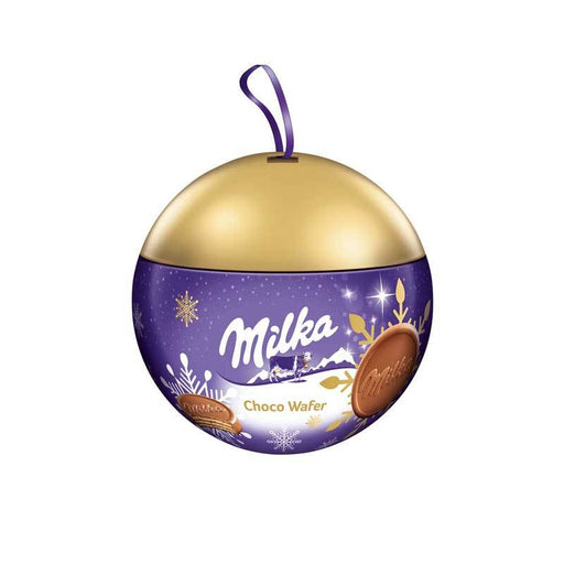 Milka Choco Wafer Holiday Ornament, 6.34 oz (180 g)