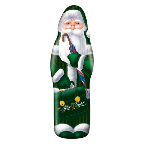 Nestle After Eight Chocolate Santa, 3 oz (85 g)