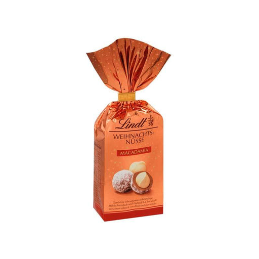 Lindt Holiday Chocolate Macadamias, 3.5 oz (100 g)