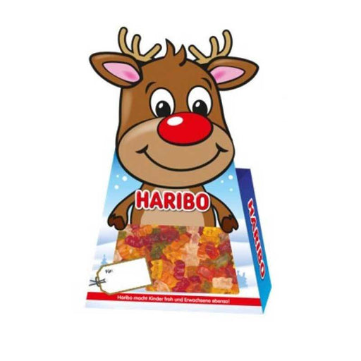 Haribo Gummy Reindeer Holiday Pack, 7 oz (200 g)