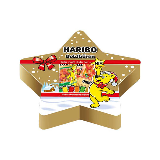 Haribo Gummy Bear Holiday Star Pack, 7.4 oz (210 g)