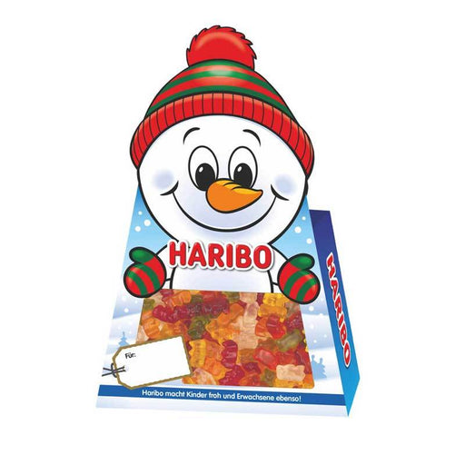 Haribo Gummy Snowman Holiday Pack, 7 oz (200 g)