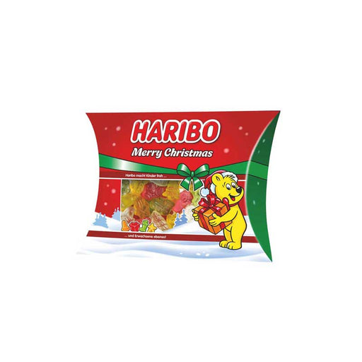 Haribo Christmas Gummy Pillow Pack, 7.7 oz (220 g)