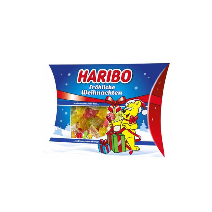 Haribo Weihnacht Gummy Pillow Pack, 7.7 oz (220 g)