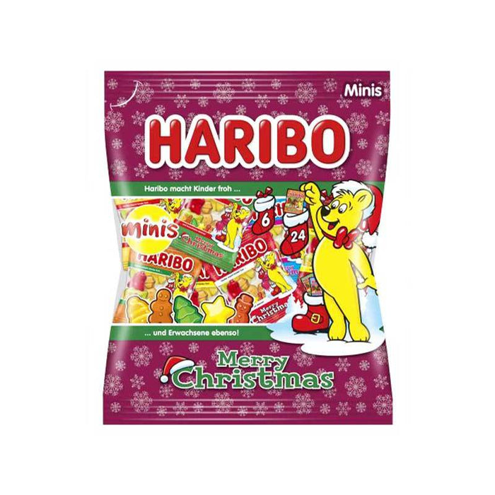 Haribo Holiday Gummy Mini Packs, 8.8 oz (250 g)