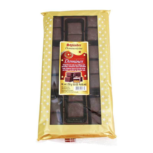 Schlunder Persipan Gingerbread Dominos, 8.8 oz (250 g)
