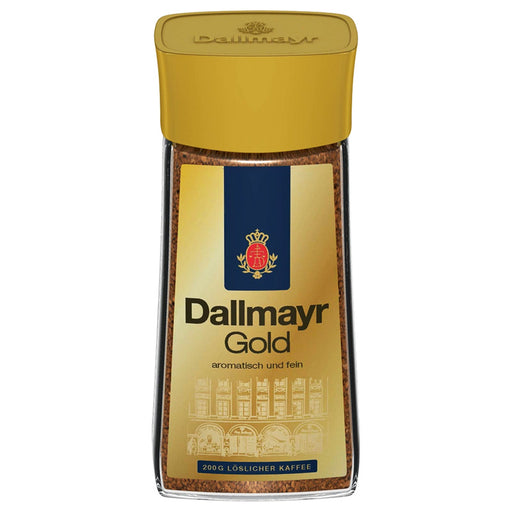 Dallmayr Gold Instant Coffee, 7.5 oz (200 g)