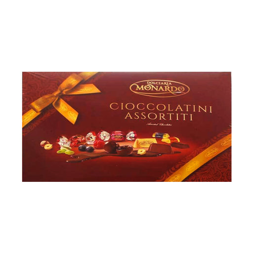 Dolciaria Monardo Assorted Chocolates, 7 oz (200 g)