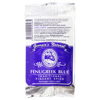 Georgia's Natural Fenugreek Blue Spice 1 oz. (30g)