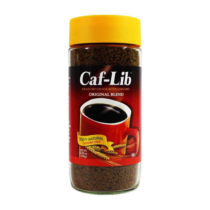 Caf-Lib - Original Blend Chicory Beverage, 5.2 oz.
