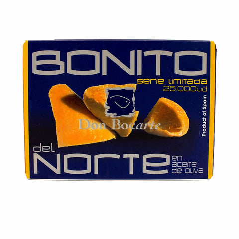 Bonito del Norte White Tuna by Don Bocarte 4.23 oz (Limited Edition)