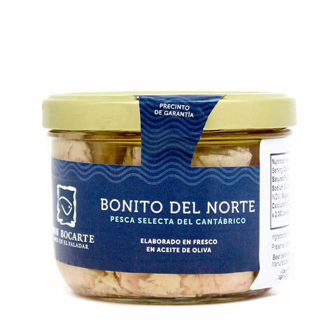 Bonito Del Norte White Tuna by Don Bocarte 4.1 oz