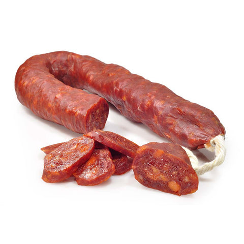 Mild Spanish Ready-to-eat Chorizo by Palacios 7.9 oz (Red Label)