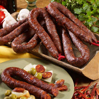 Palacios Hot Spanish Ready-to-eat Picante Chorizo 7.9 oz