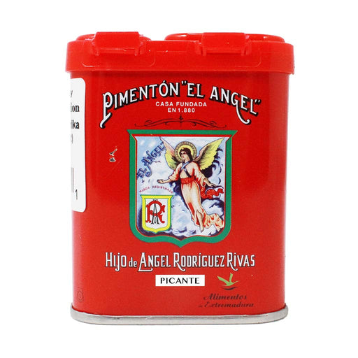 Smoked Spicy Picante Paprika by El Angel 2.65 oz