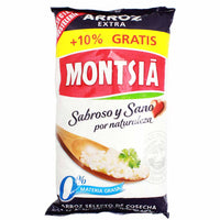 Authentic Short Grain Paella Rice by Montsia 11 lbs