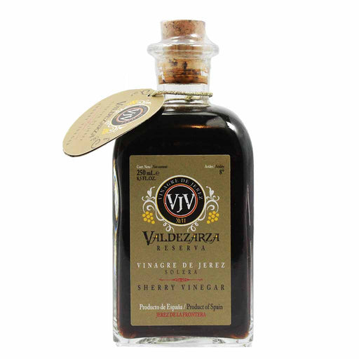 Spanish Premium Sherry Vinegar Reserva by Valdezarza 8.5 oz