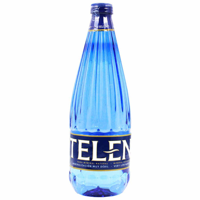 Teleno Still Mineral Water 34 oz