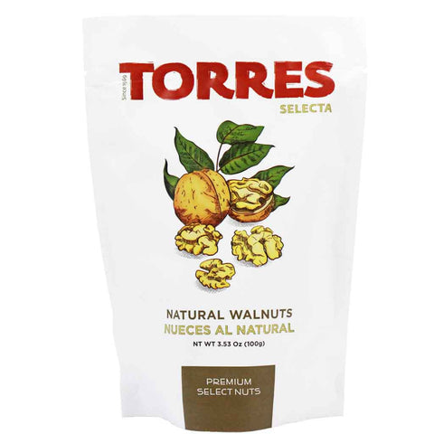 Spanish Natural Walnuts by Torres 3.5 oz