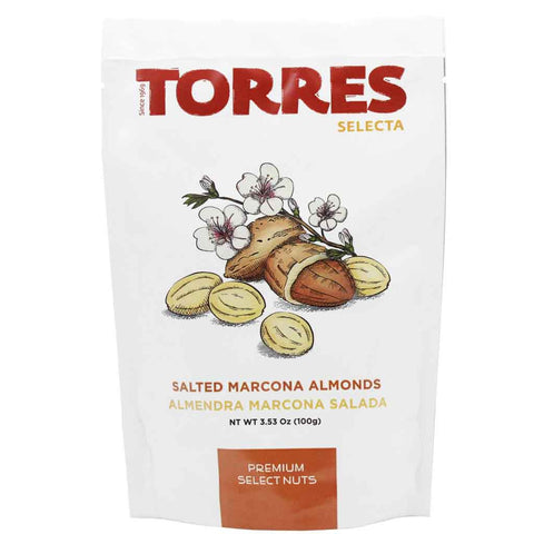 Spanish Marcona Almonds by Torres 3.5 oz