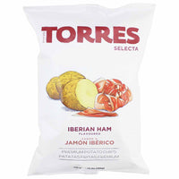 Torres Iberico Ham Potato Chips, 5.2 oz (150 g)