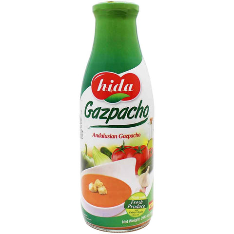 Hida Andalusian Gazpacho 25 fl. oz. (750 mL)