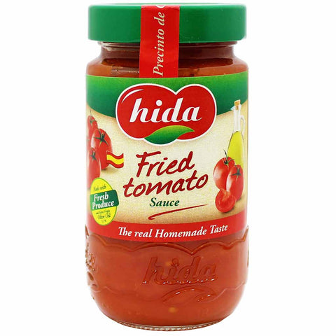 Hida Fried Tomato Sauce Jar 12 oz. (350 g)