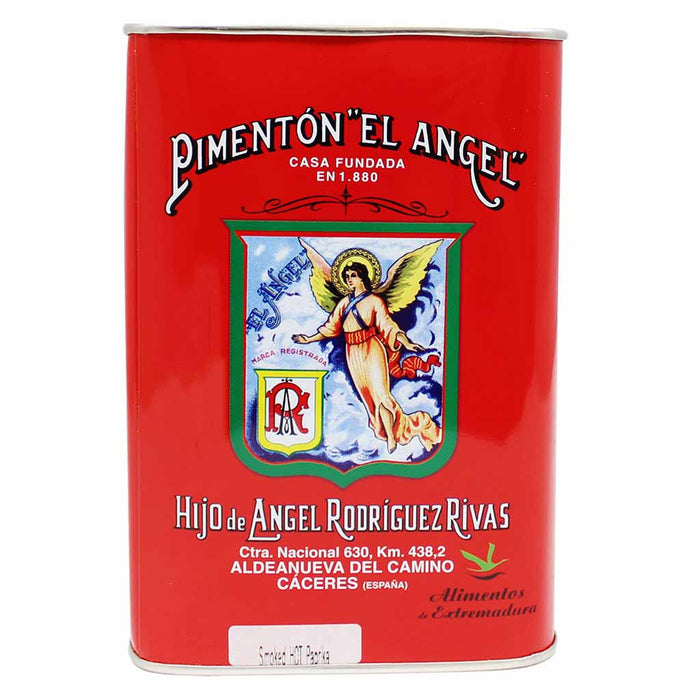 Smoked Pimenton Picante Hot Paprika by El Angel 26.4 oz. (750 g)