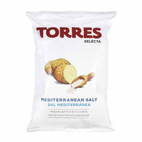 Torres Mediterranean Salt Potato Chips 1.7 oz. (50g)