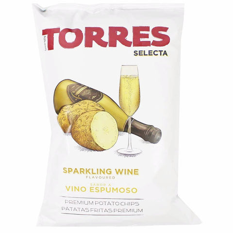 Torres Sparkling Wine Potato Chips 5.2 oz. (150g)