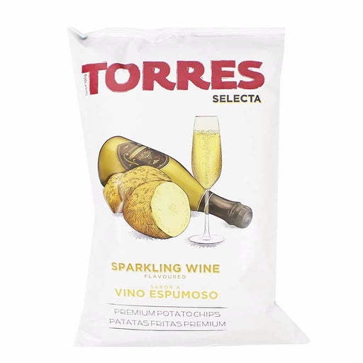Torres Sparkling Wine Potato Chips 1.7 oz. (50g)