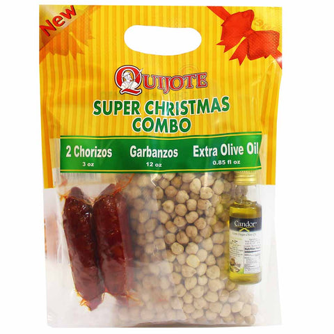 Quijote Super Christmas Combo 15.8 oz. (448g)