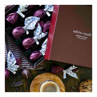 Rabitos Royale Dark Chocolate-Stuffed Fig Bonbons (8 Pieces)