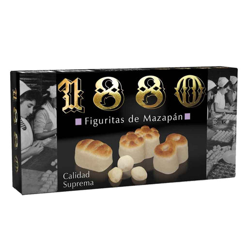 1880 Spanish Marzipan Figures 5.2 oz. (150g)