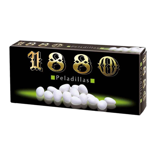 1880 Spanish Peladillas Candy Coated Almonds 3.5 oz. (100g)