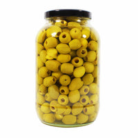 Spanish Pitted Gordal Olives 1 gal