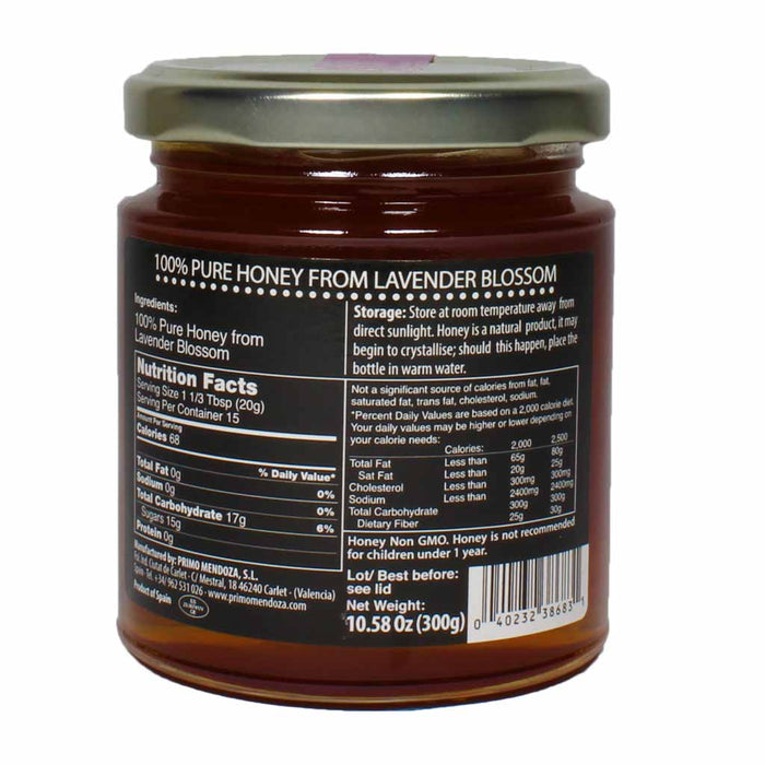 La Obrera Mountain Blossom Honey 10.5 oz.