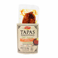 Espuna Tapas Essentials - Hot  Chorizo Ring, Dry Cured, 7 oz, (198g)
