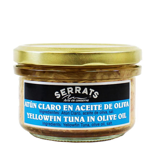Serrats Yellowfin Tuna in Olive Oil