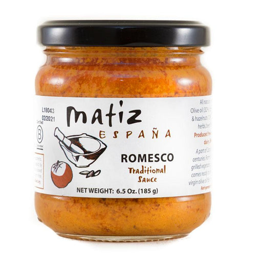 Matiz Catalan Romesco Sauce, 6.5 oz (185 g)