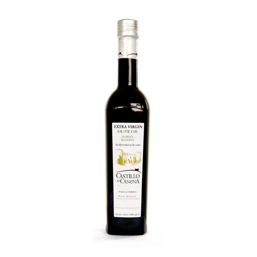 Castillo de Canena Extra Virgin Arbequina Olive Oil, 16.9 fl oz (500 mL)