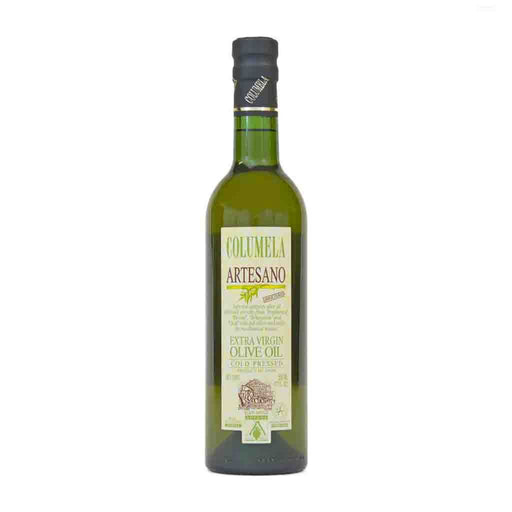 Columela Unfiltered Extra Virgin Olive Oil, Artesano, 16.9 fl oz (500 mL)