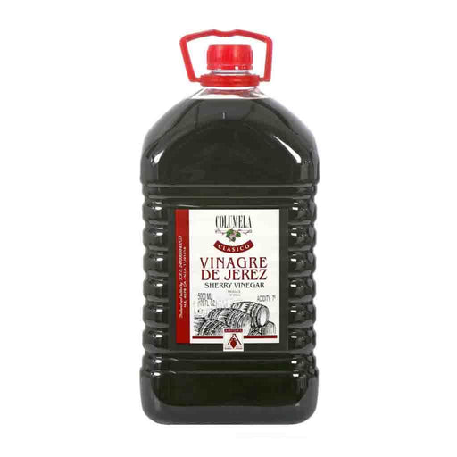 Columela 5 Liters Sherry Vinegar, DOP, (169.4 fl oz)